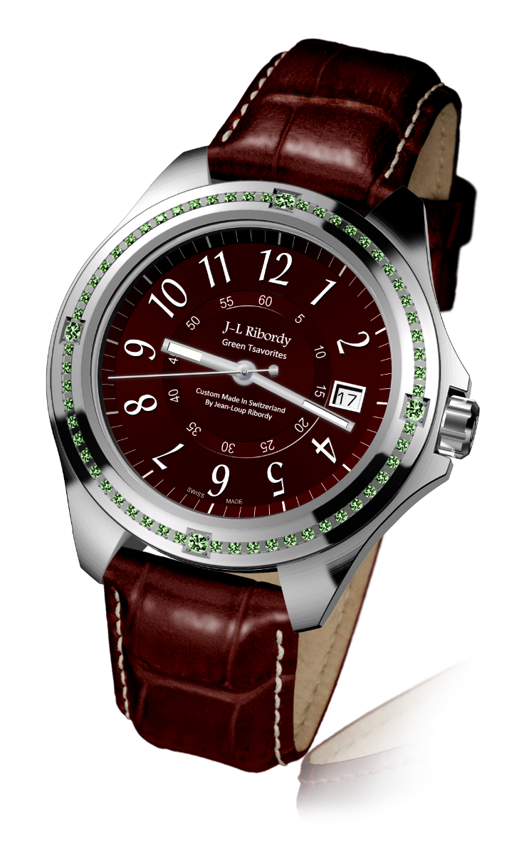 dial watch by mini marc watches products leather baker jacobs maroon